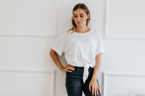 Koszulka biała Ann