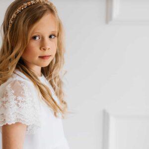 Opaska princess gold