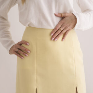 Trapezowa spódnica Banana Split