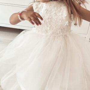 Dziewczęca sukienka SISI