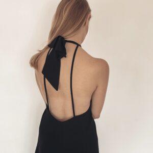 Sukienka Selena czarna